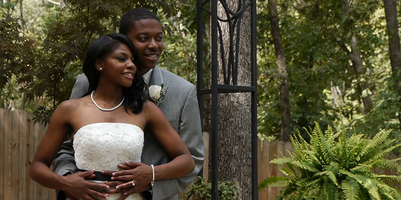 Gabrielle and Tim – Hidden Porch and Hard Rock Casino