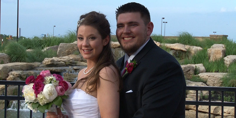 Kyla and Grant – Glenpool Conference Center