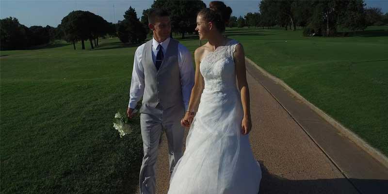 Amellia and Dillon – OKC Wedding