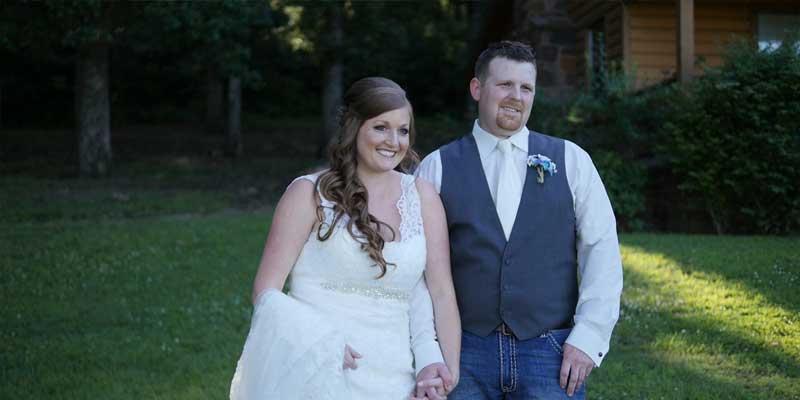 Megan and John – Moore Rustic Farms