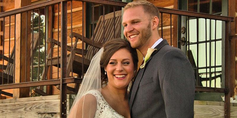 Rachel and Brandon – Five Oaks Lodge