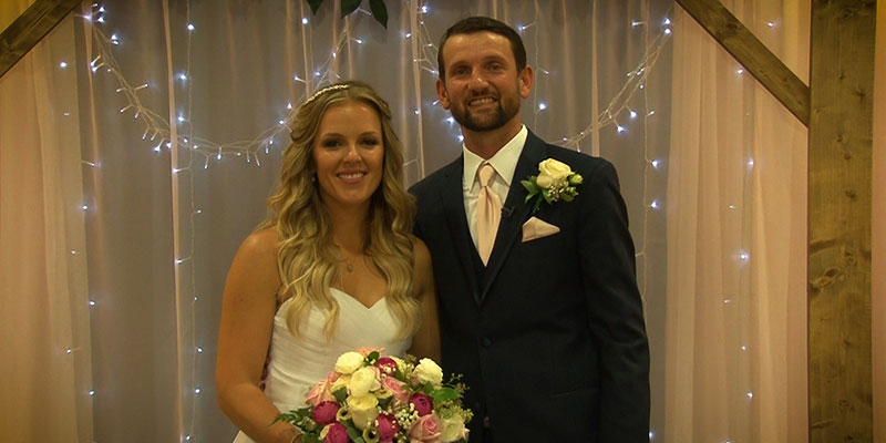 Cortney and Kenny – Baugh's Country View