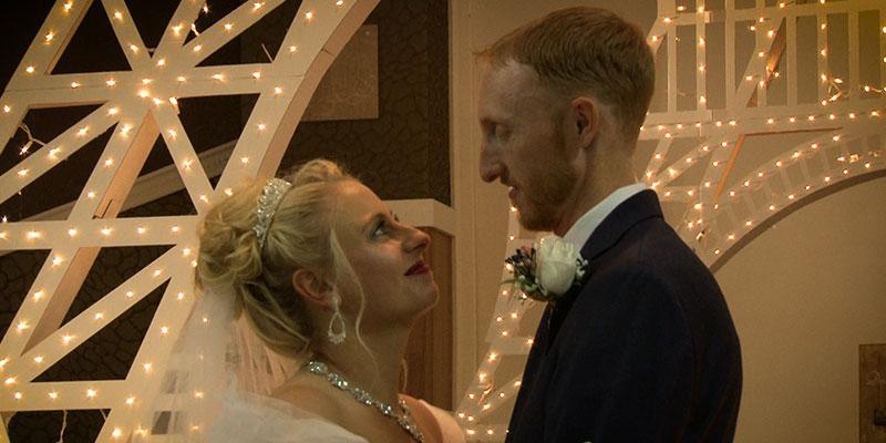 Deona and Eric – Whitefield, OK