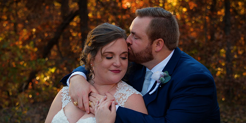 Lauren and Justin – Post Oak Lodge