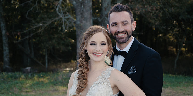 Felicia and Jeremy – Vinita, OK