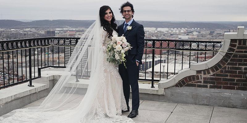 Stephany & Mahmoud – The Mayo Hotel